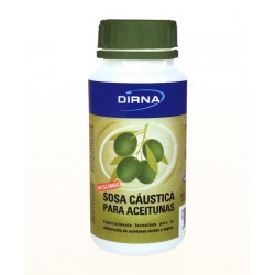 Sosa Cáustica para Aceitunas Tarro 250gr (Uso Doméstico)