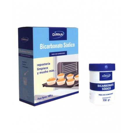 Bicarbonato sódico Caja 1 kg