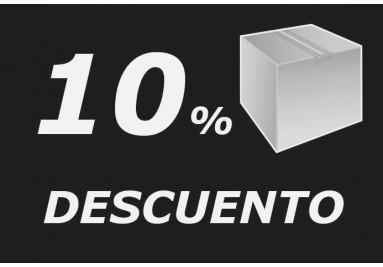 10% Descuento en Próximos Pedidos